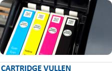 Cartridge vullen Tilburg, Brabant